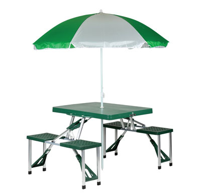 10. Stansport Picnic Table
