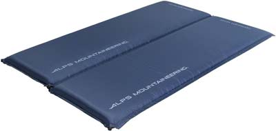 10. ALPS Mountaineering Air Pad (Lightweight Series-Double)