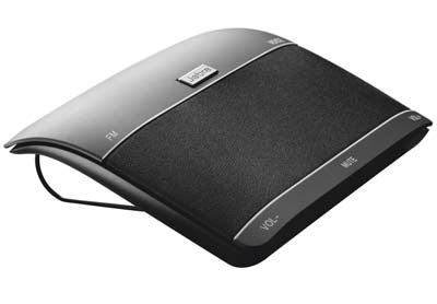 6. Freeway Bluetooth Speakerphone by Jabra