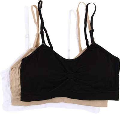 8. Women's Strappy Scoopneck by Coobie