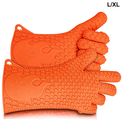 6. Jolly Green Products BBQ Grill Gloves