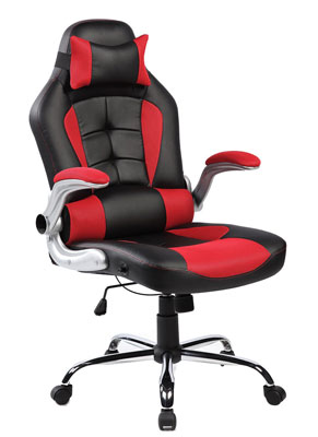 9. Merax High-Back Ergonomic Chair