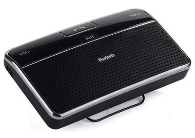 7. DLAND Car Bluetooth Speakerphone