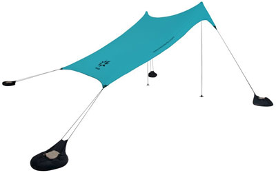 9. Neso Tents Portable Beach Tent