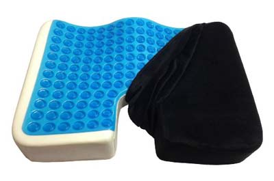 9. Kieba Coccyx Seat Cushion