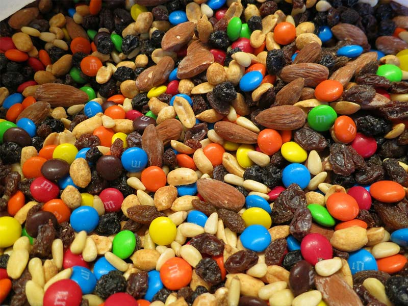 Trail-mixes