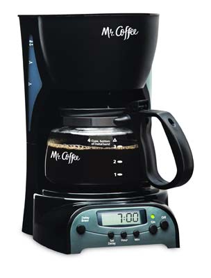 4. Mr. Coffee DRX5 Coffeemaker