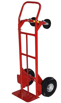 4. Milwaukee 49180 Hand Truck