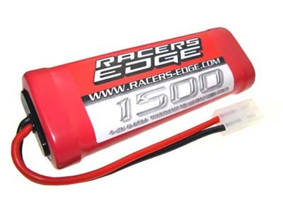 5. Racer's Edge NiCd RC Battery Pack