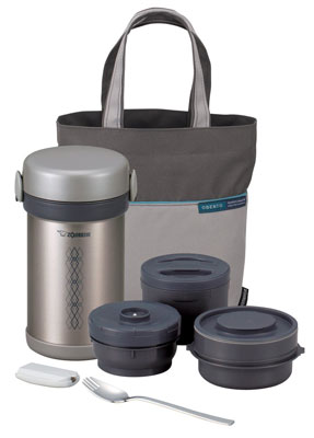 9. Zojirushi SL-NCE09 Vacuum Lunch Jar