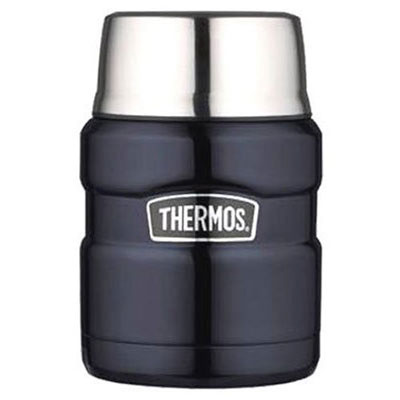 1. Thermos 16 Ounce Food Jar with Folding Spoon