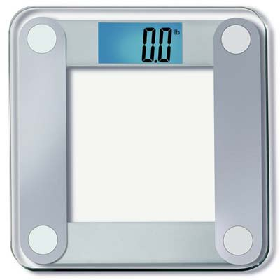 1. EatSmart Digital Bathroom Scale
