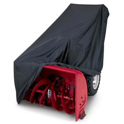 2. Classic Accessories 52-003-040105-00 Snow Thrower Cover