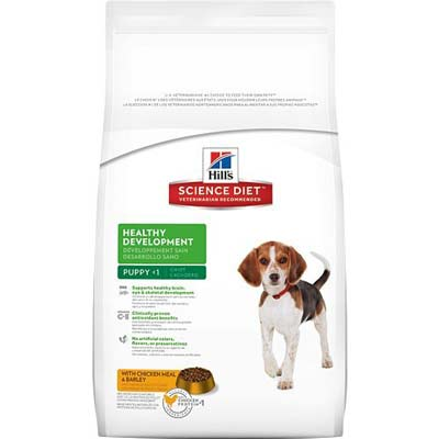 7. Hill's Science Diet Dry Dog Food