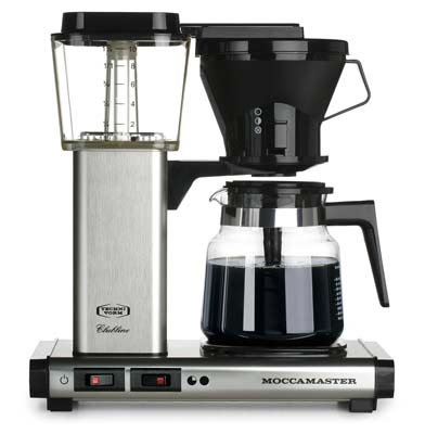 5. Moccamaster KB 741 Coffee Brewer