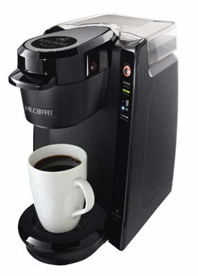 9. Mr. Coffee BVMC-KG5-001 Single Serve Coffee Brewer