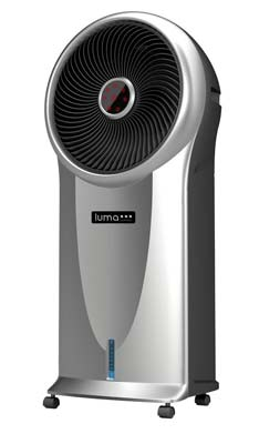 4. EC110S Portable Evaporative Cooler by Luma Comfort