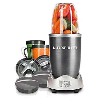 4. NutriBullet 12-Piece Blender