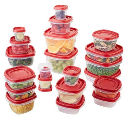 Top 10 Best Food Storage Containers in 2018 Reviews