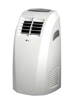 8. LG LP1013WNR Portable Air Conditioner