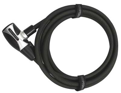 8. Kryptonite 1230 Cable Bicycle Lock