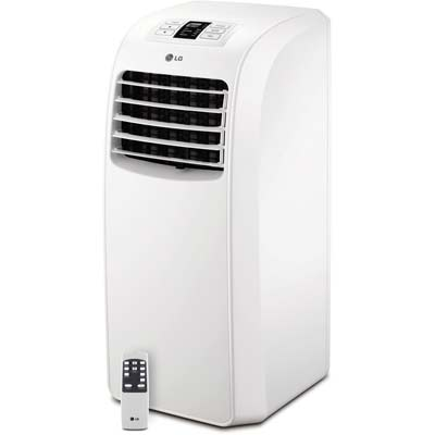 1. LG LP0814WNR Portable Air Conditioner