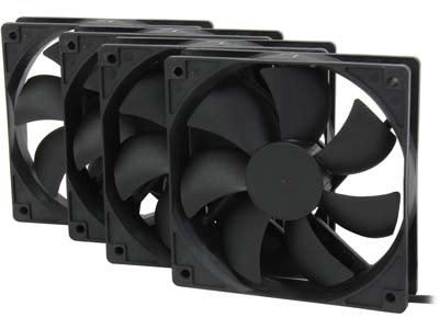 5. Rosewill ROCF-13001 Cooling Fan