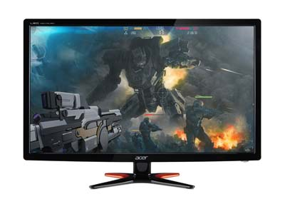 10. Acer GN246HL 24-Inch Gaming Monitor
