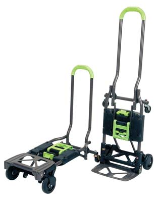 2. Cosco Heavy Duty Hand Truck and Dolly