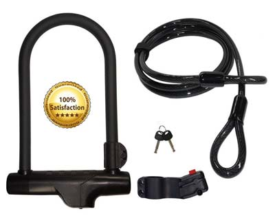 7. Cocoweb Bike Locks