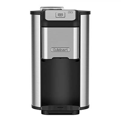 2. Cuisinart Single Cup Grind & Brew Coffeemaker (DGB-1)