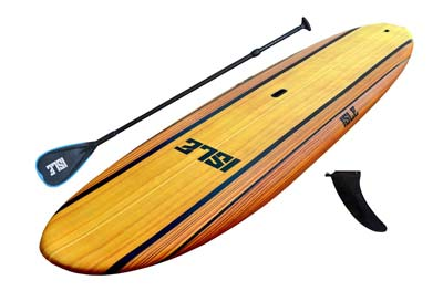 2. ISLE Stand-Up Paddle-Board