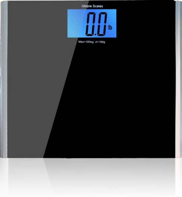 10. Utopia Scales Digital Bathroom Scale