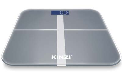 5. Kinzi Digital Bathroom Scale