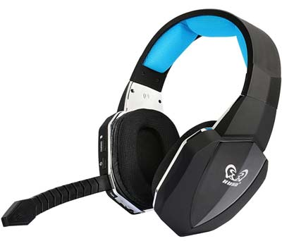 7. HUHD HW-398M Wireless Headset