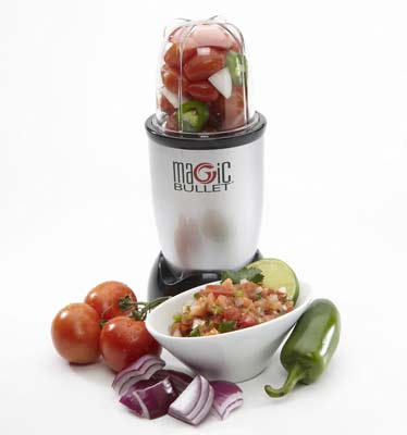 6. Magic Bullet 11-Piece Set Blender