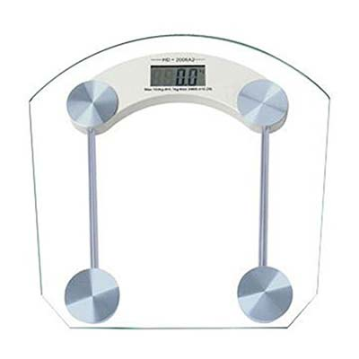 8. Apontus Digital Bathroom Scale