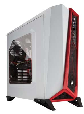 10. Corsair SPEC-ALPHA Gaming Case