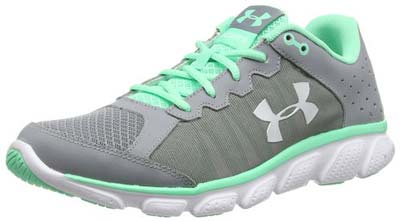 4. Under Armour Women's Running Shoes