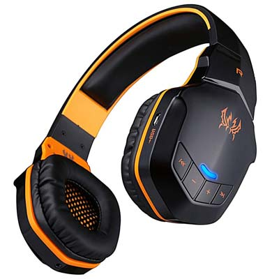 8. Lepfun B3505 Wireless Headset