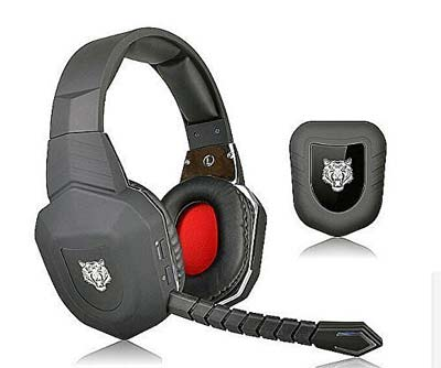 3. Novpeak Wireless Gaming Headphones