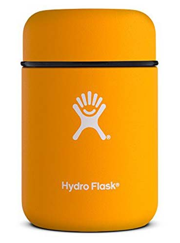 8. Hydro Flask Vacuum Insulated Food Flask