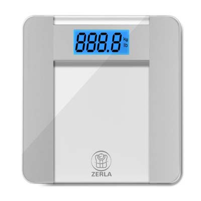 9. ZERLA Digital Bathroom Scale