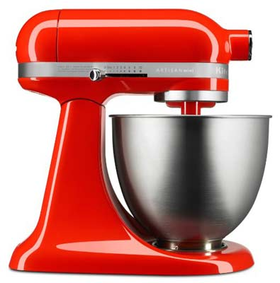 1. KitchenAid KSM3311XHT Stand Mixer