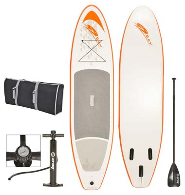 9. PathFinder Stand-up Paddle-board