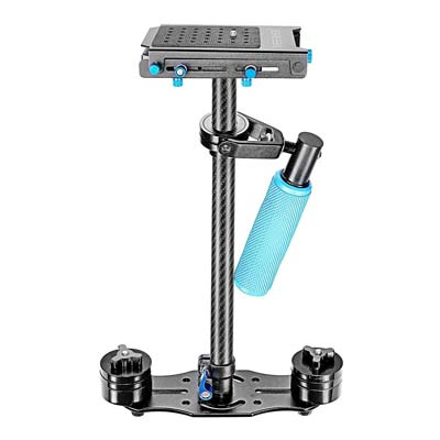 6. Neewer Carbon Fibre Handheld Stabilizer