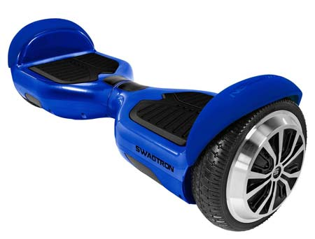 2. SWAGTRON Electric Hoverboard (Blue)