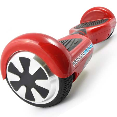 9. Powerboard 15004-Red Hoverboard