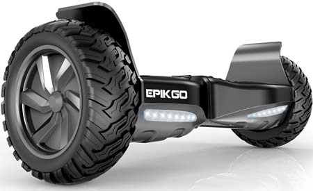 7. EPIKGO Electric Hoverboard