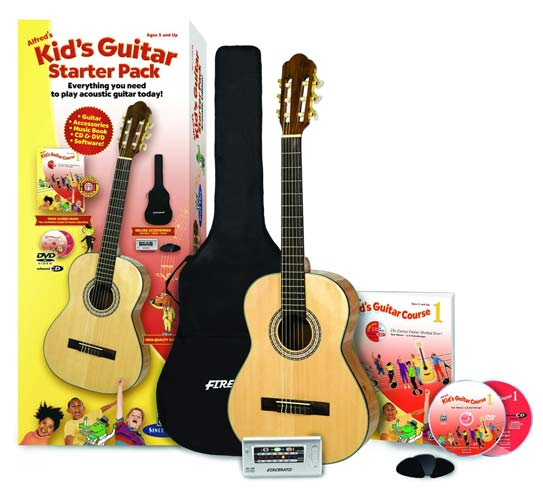 2. Alfred's Kid's Guitar Course